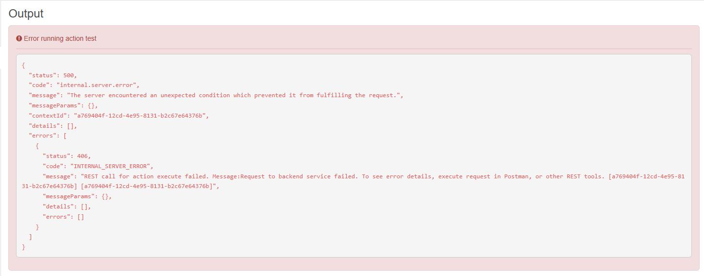 translationMap for Custom Action is not working - Bridge Server/Data